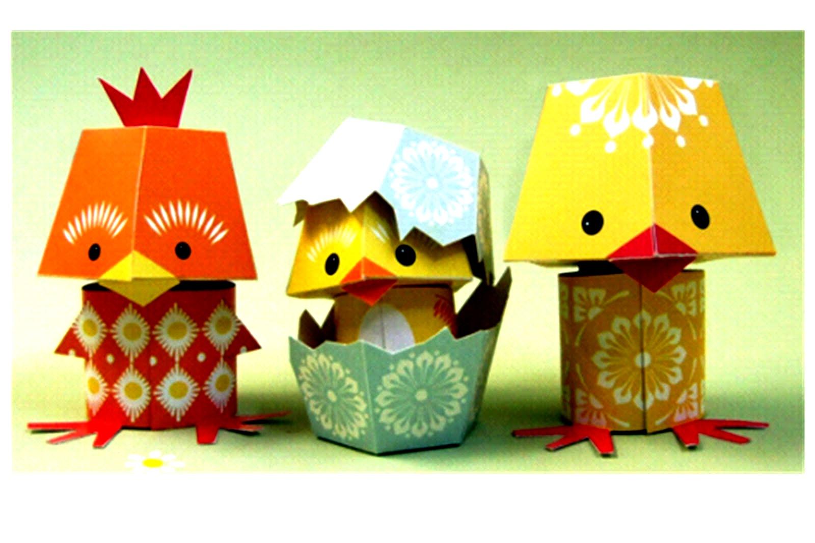 «Поделки из бумаги для детей 4-5 лет» коллекция пользователя 90